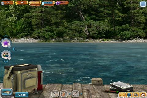 Fishing Paradise 3D Free+ screenshot 2