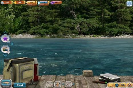 Fishing Paradise 3D Free+ - náhled