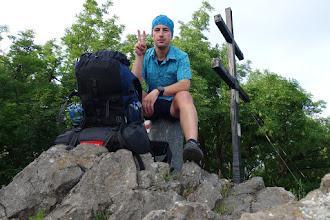 Photo: Záruby (768 m), nejvyšší vrchol Malých Karpat