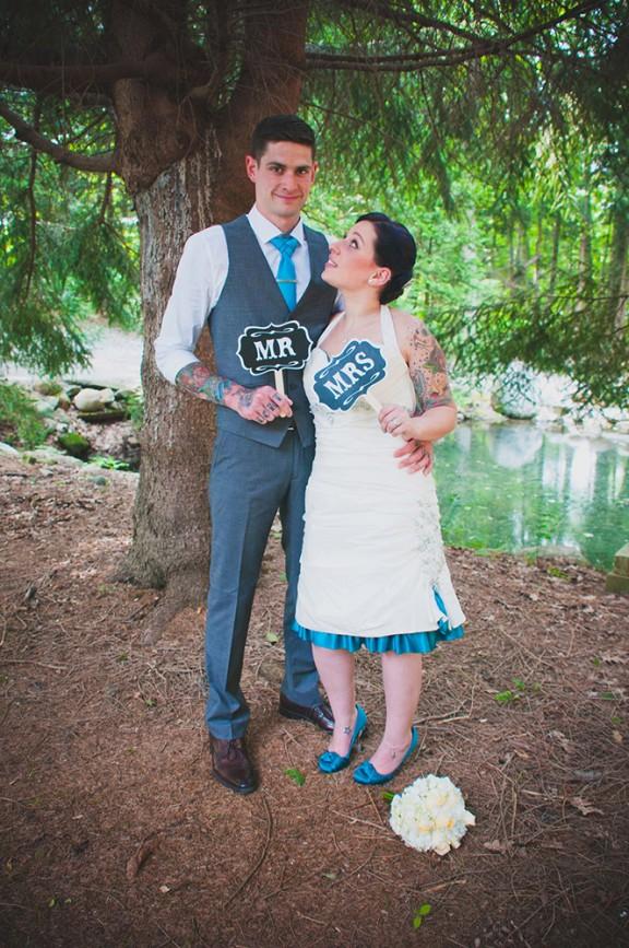 婚禮穿搭 心幸福 婚禮小物