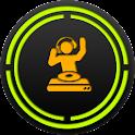 Turntable Mixer 2016 icon