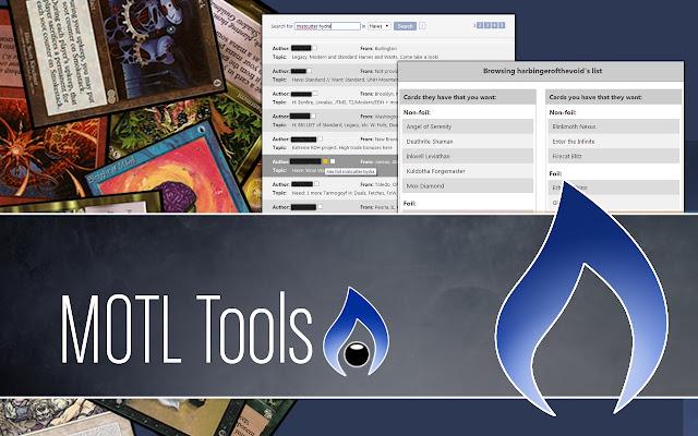 MOTL Tools