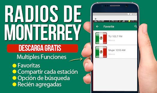 Radios de Monterrey Emisoras de Monterrey 3