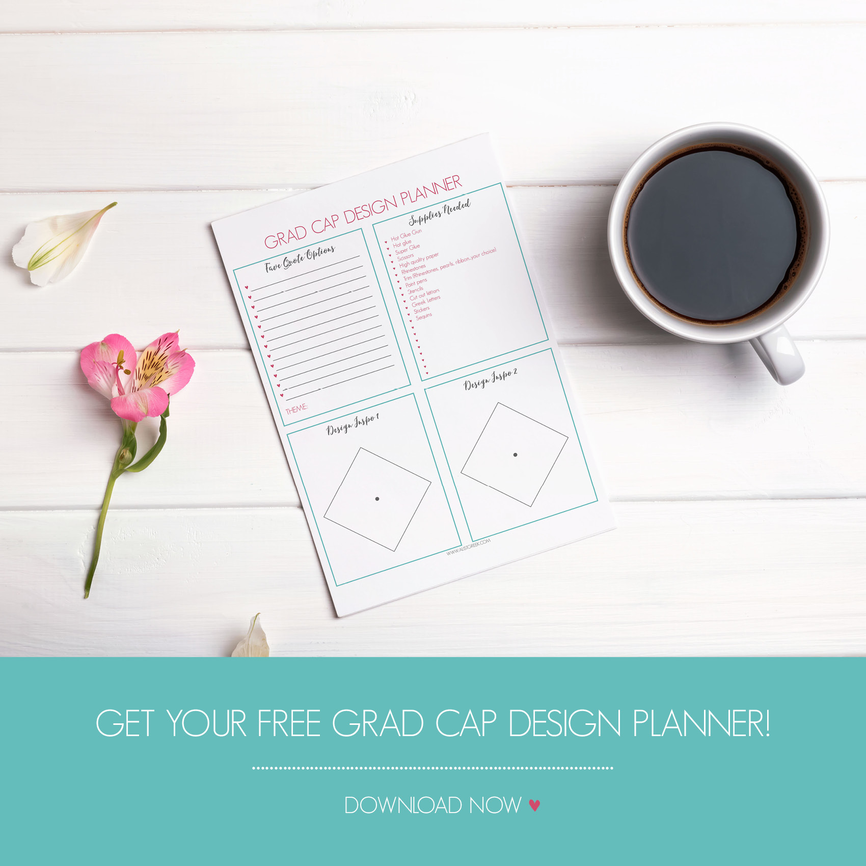 Download Grad Cap Planner