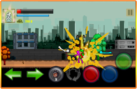 Angry StickMan 3.0 screenshot 640858