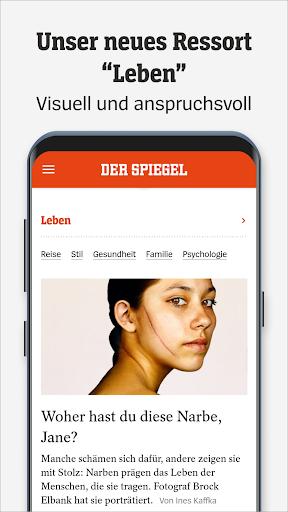DER SPIEGEL - Nachrichten 4.1.2 screenshots 4