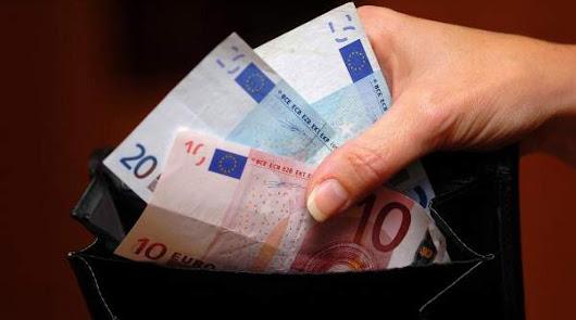 El PSOE pide en el Congreso eliminar el dinero en efectivo