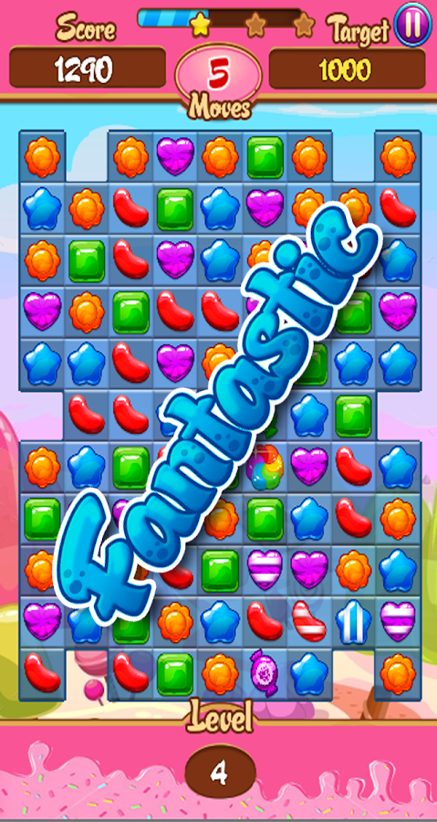 Candy Jewel 2018- screenshot