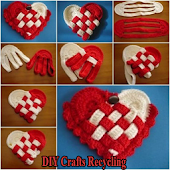 DIY Crafts Recycling