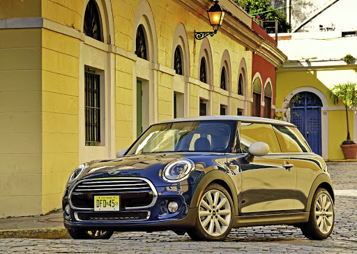 The current Mini hatch will be the smallest car the BMW owned company will make going forward.  NEWSPRESS  UK