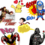 Anime Stickers for WhatsApp (WAStickerApps) 1.0.1
