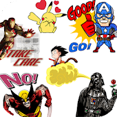 Anime Stickers for WhatsApp (WAStickerApps) icon