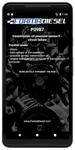 OBD Codes 1.2 screenshots 4