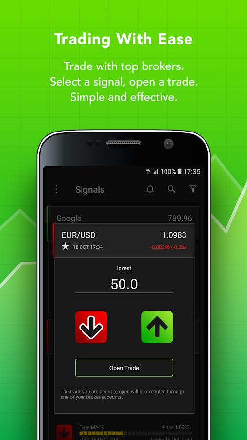 Binary option trading game