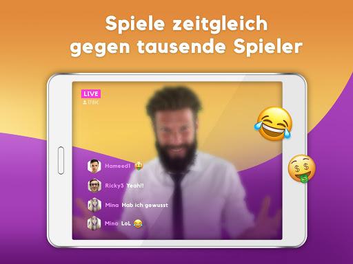 Foxy Quiz - Kostenlos spielen und Geld gewinnen 1.0.8 screenshots 10