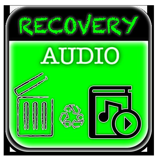 Audio Recovery Pro Apps Joke - Prank