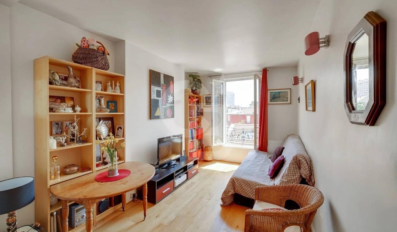 Appartement Saint-Ouen