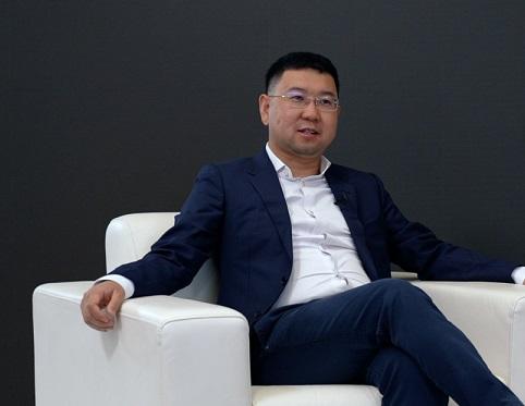 Spawn Fan, CEO, Huawei South Africa.