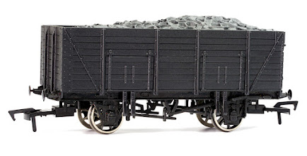 Photo: A007 9 Plank Open Wagon
