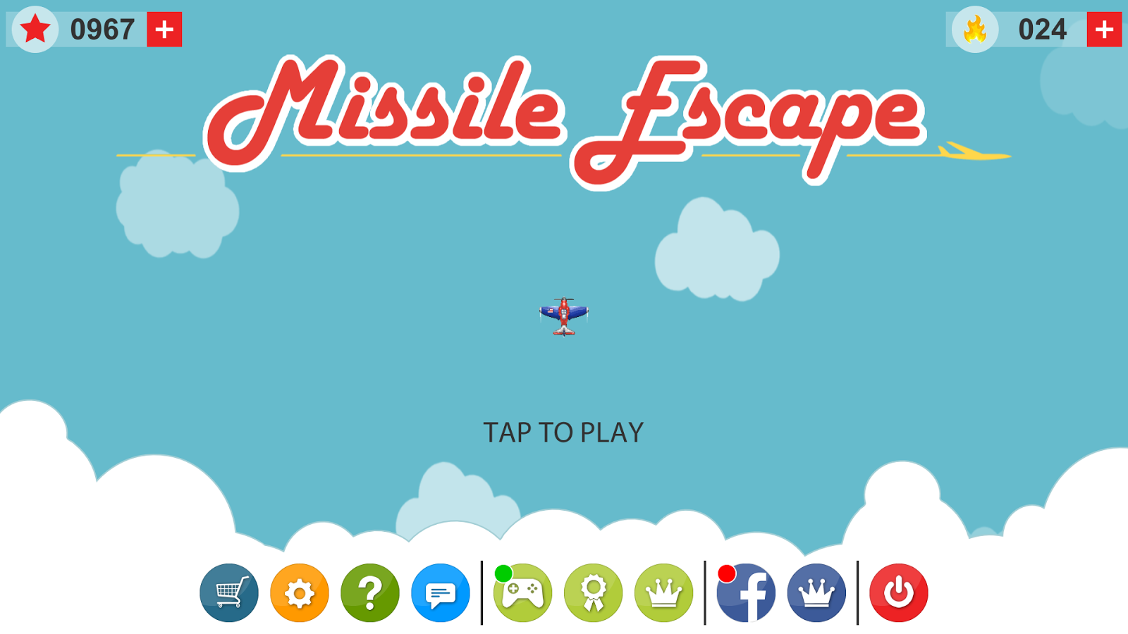 Missile Escape- screenshot