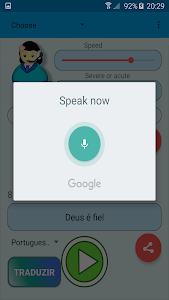 Voice of the Woman Translator screenshot 1