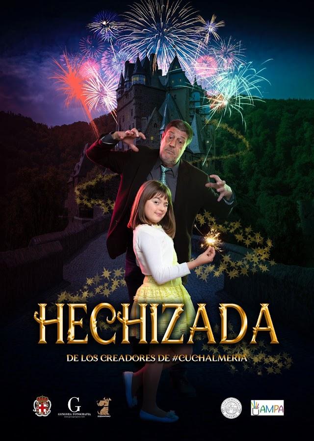 Cartel completo de la serie audiovisual del CEIP Los Millares de Almería.