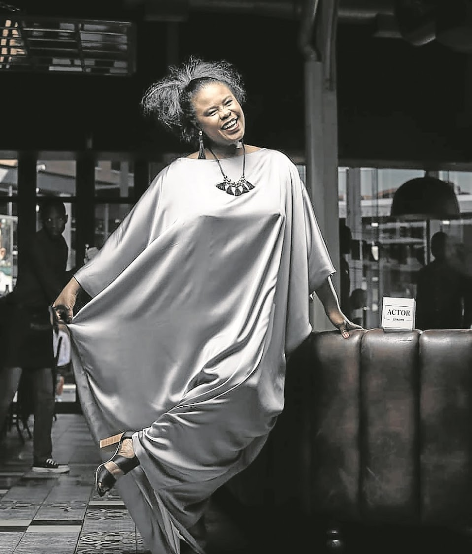Nthati Moshesh is excited about returning to theatre in a Zakes Mda stage play.