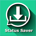 Status Saver App Status Download App For Whatsapp icon