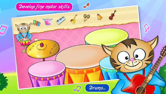 123 Kids Fun Music Games Free 3