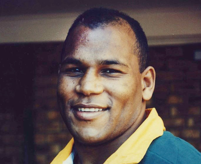 Former Springbok winger Chester Williams has died