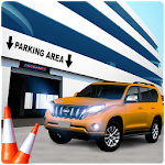 Modern Parking: New Prado Parking Game Icon