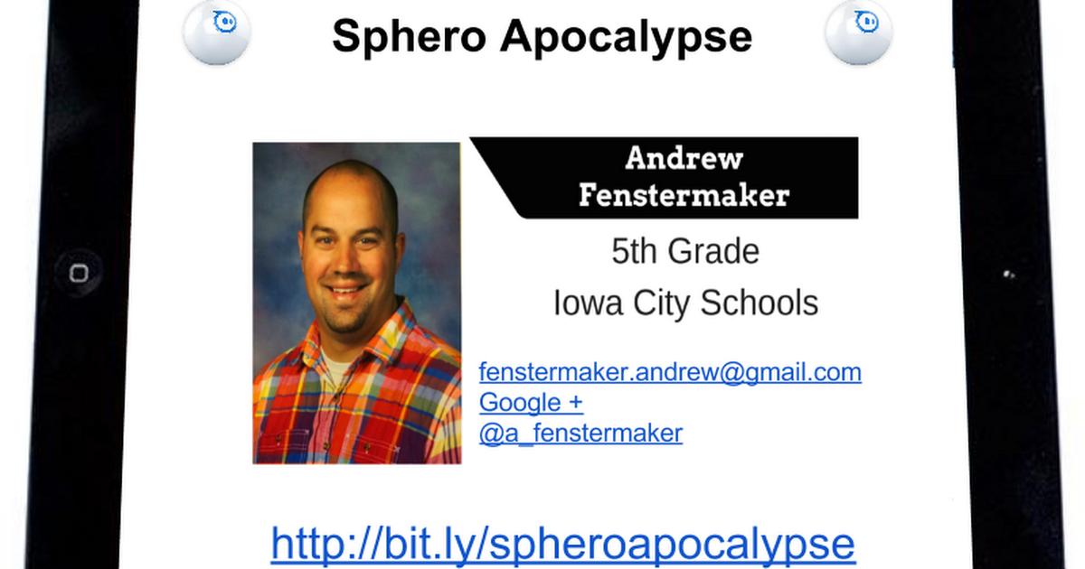 Sphero Apocalypse