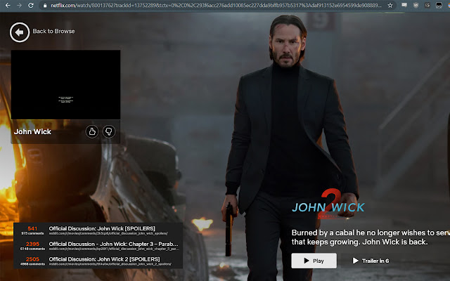 Netflix Reddit Discussion