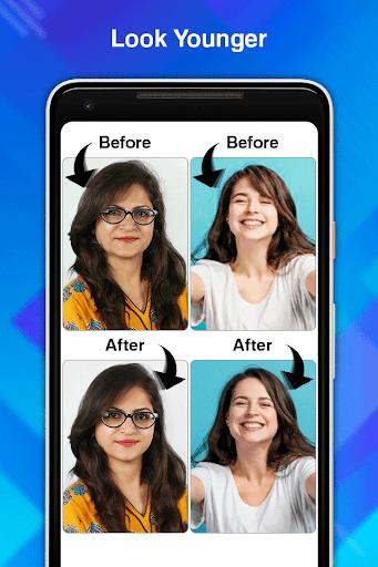 Face Age Editor App screenshot 6