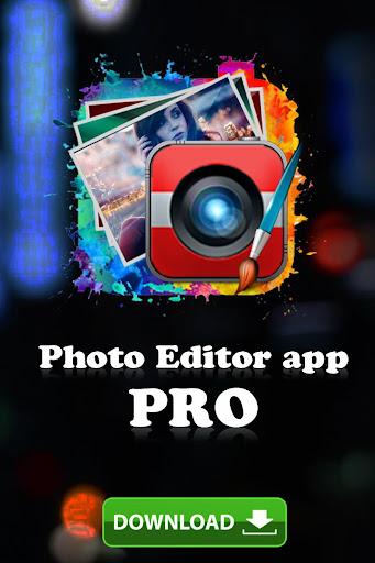 Photo Editor app : Pro