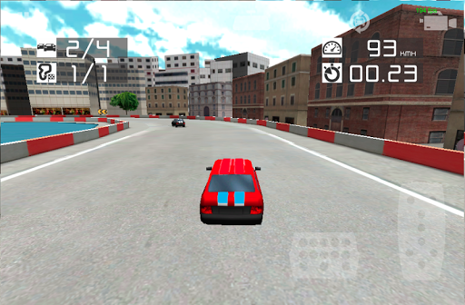 Super Car Racing Rivals