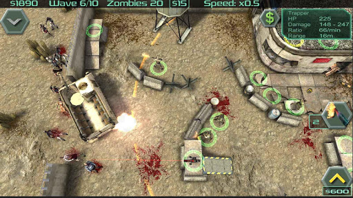 Zombie Defense apkmind screenshots 11