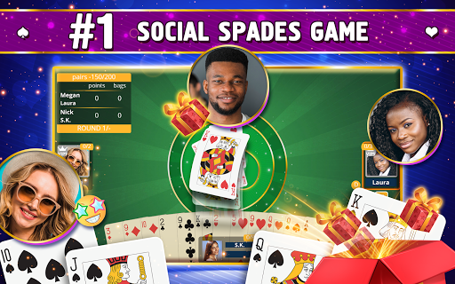 VIP Spades - Online Card Game 3.6.85 screenshots 18