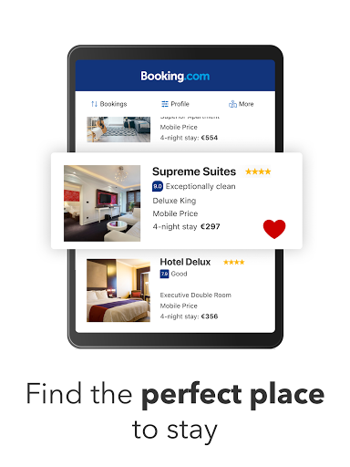 Booking.com: Hotels, Apartments & Accommodation 23.8 Screenshots 12