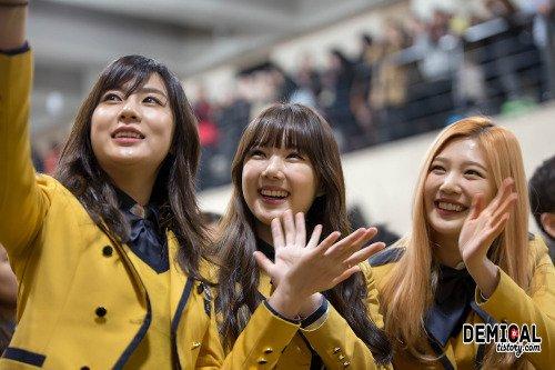 GFriend Yerin APink Hayoung Red Velvet Joy