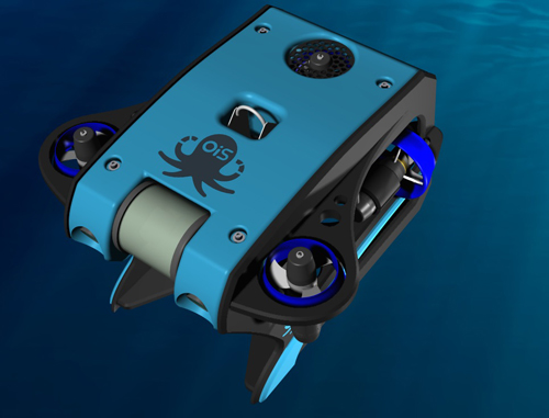Remotely Operated Vehicule - ROV OiS 306 - Ocean Innovation System OIS