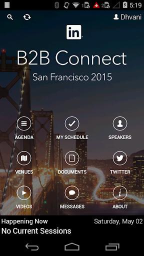 B2B Connect 2015