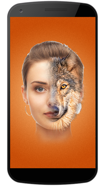 #3. Animal Photo Face Mix (Android)