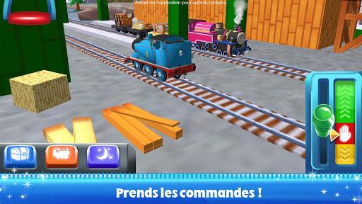 Thomas et ses amis : Les Rails magiques  APK MOD (Astuce) screenshots 2