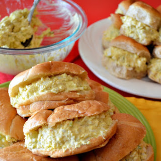 Egg Salad Sandwiches-Simple-Delicious!