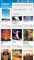 Screenshot of ePUB EBook Reader Skoob