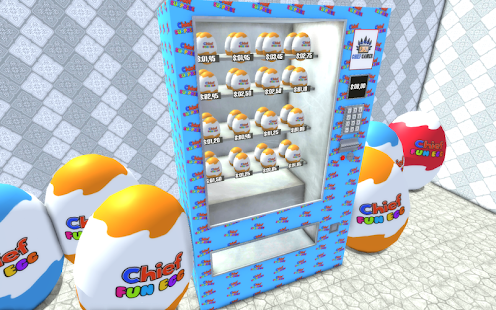 Surprise Eggs Vending Machine- screenshot thumbnail