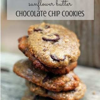 5 Ingredient Chocolate Chip Cookies.