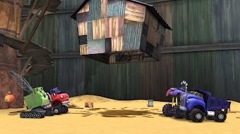 Pirate Trucks / Builder Rosie