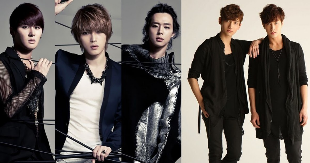 Image result for jyj and tvxq